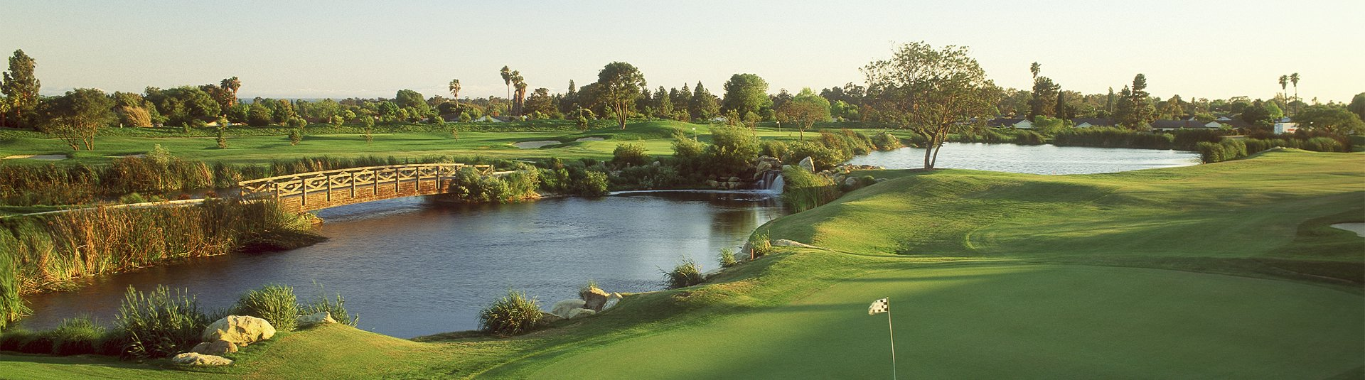 Glen Annie Golf Club is a great spot for a California golf getaway